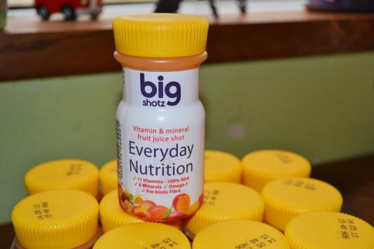 Big Shotz Health Drink Review