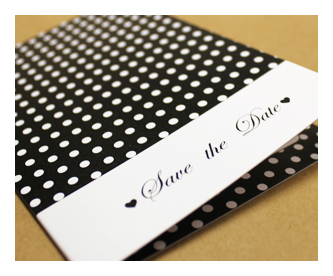 Save the Date! Paper Themes Bespoke Stationery Review