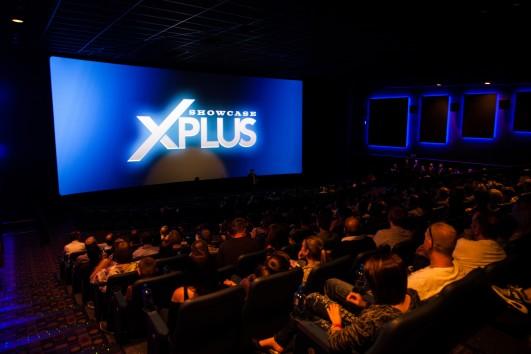 Auditorium at Showcase XPlus