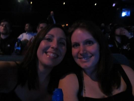 Jen and I at Showcase XPlus