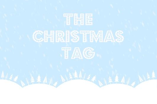 The Christmas Tag