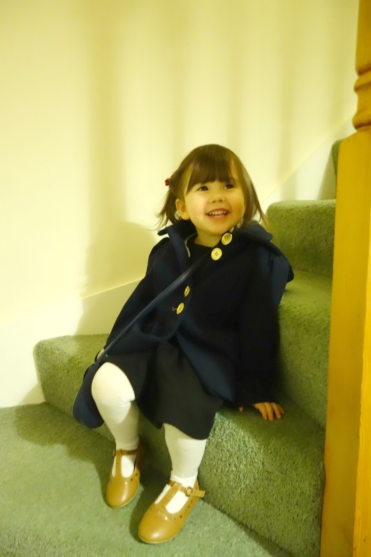 Ava in Whitby House