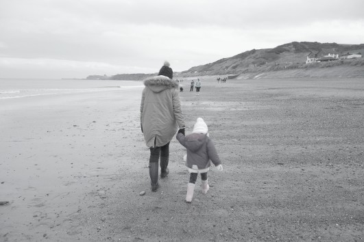 Mummy and Ava