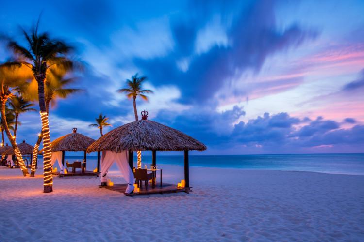 Bucuti Sunset Huts Aruba