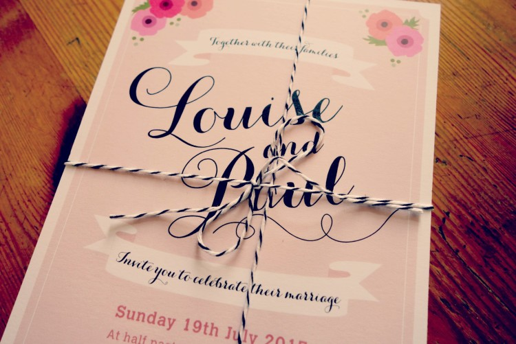 Wedding Invitations Project Pretty