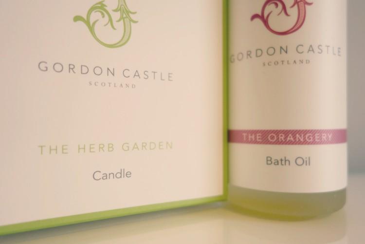 Gordon Cast;ele Walled Garden