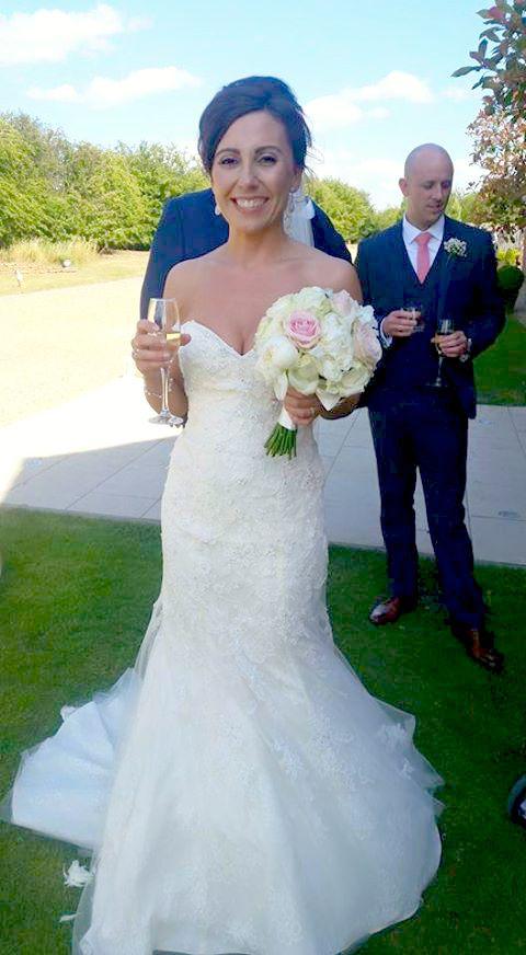 What I Wore Wedding