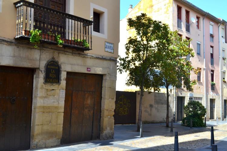 Logrono streets