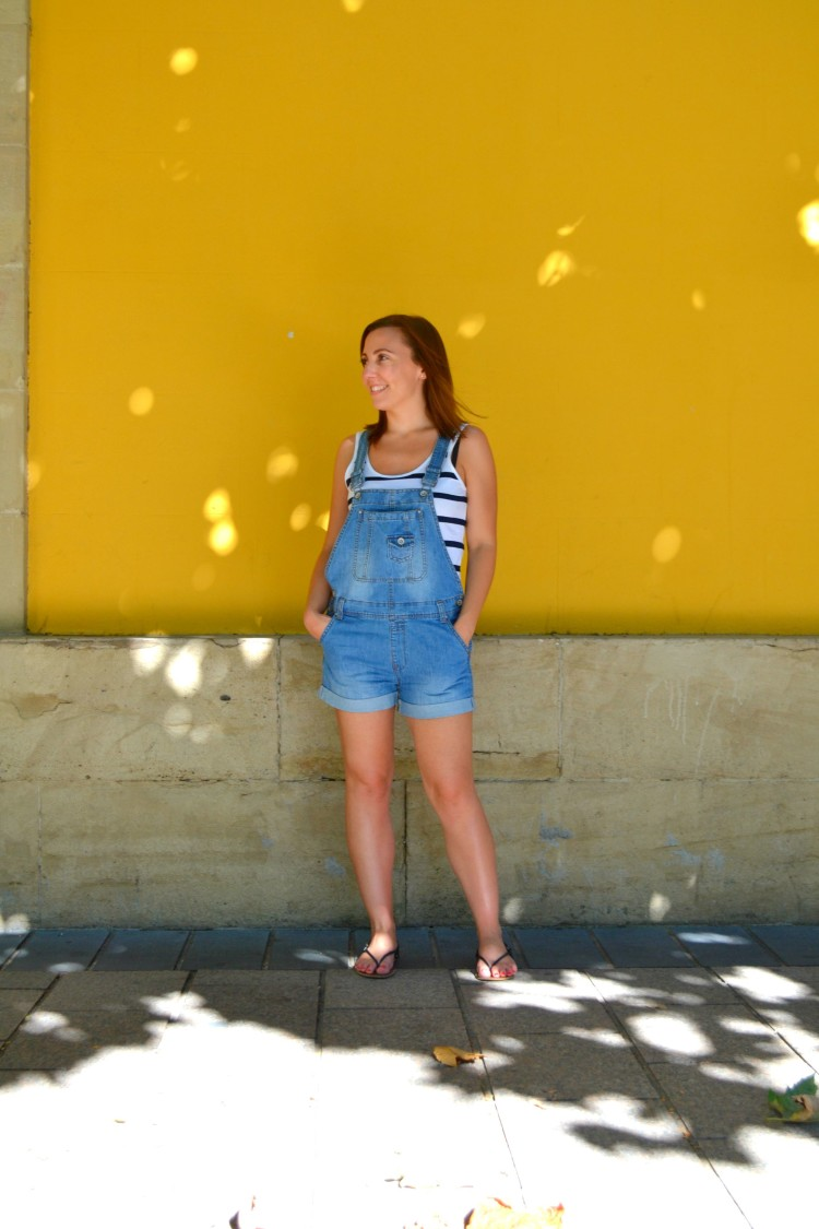 what i wore in Spain