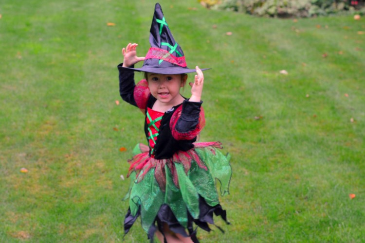 Fairy witch dance depot