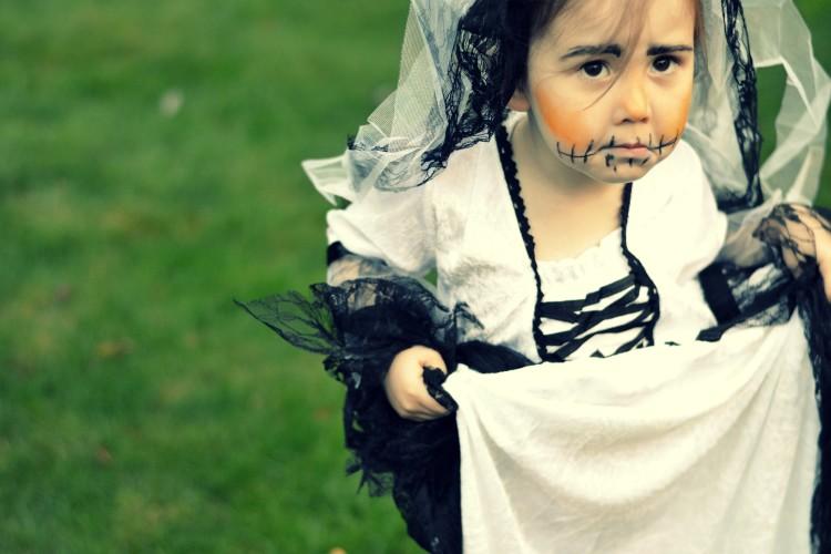 Halloween kids fancy dress