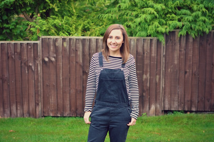 Outfit of the day dungarees