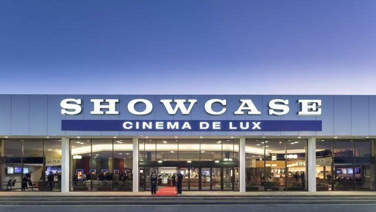 Showcase Cinema De Lux Exterior