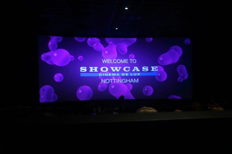 Showcase Cinema de Lux XPlus