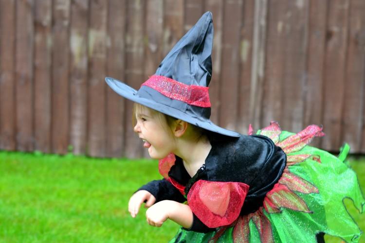 witch fancy dress