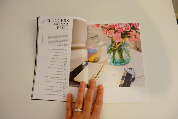 Oh Lilla Blogging Magazine