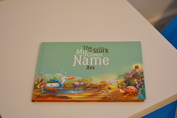 The Little Stork and My Given Name Review