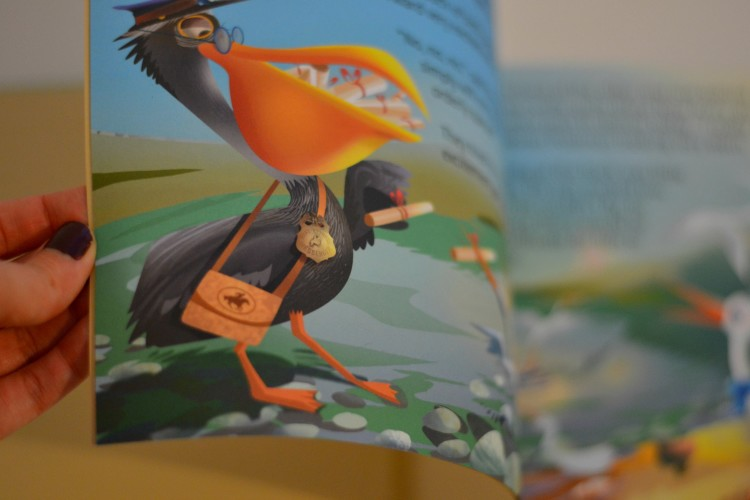 The Little Stork book review