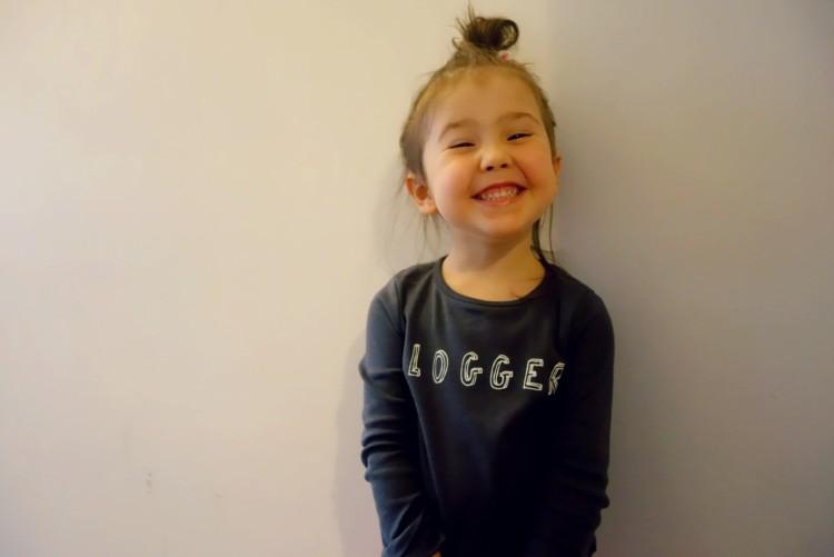 kids blogger t shirt