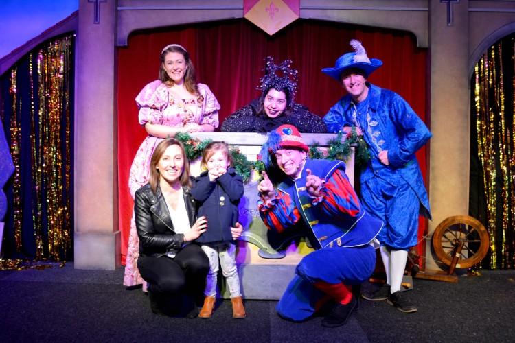 Cadbury World Pantomime