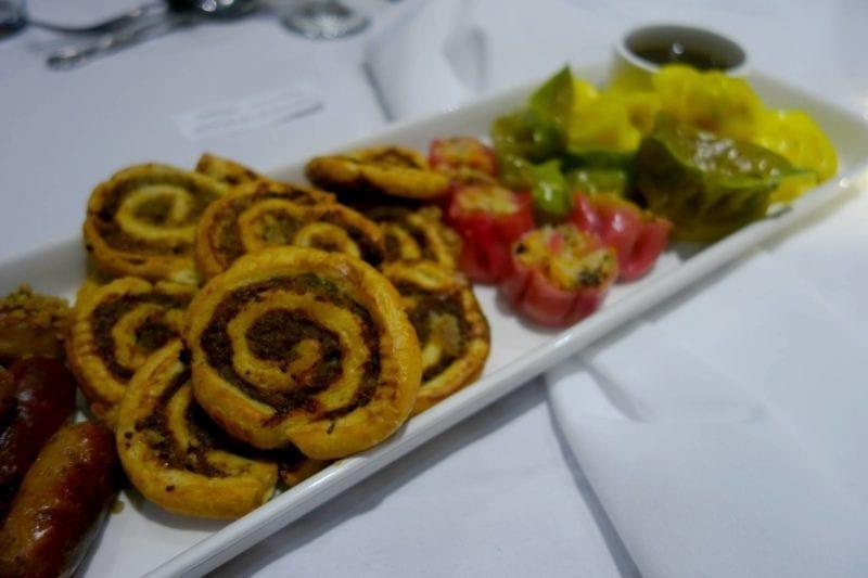 coop sausage roll pinwheels