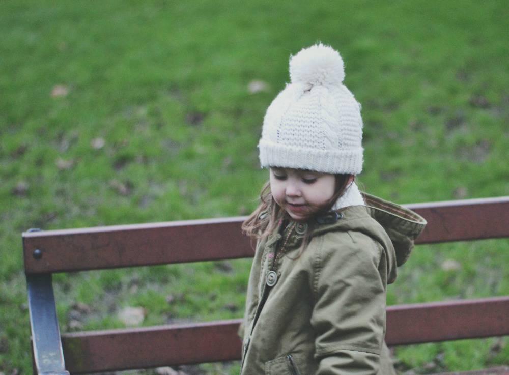 Ava in winter