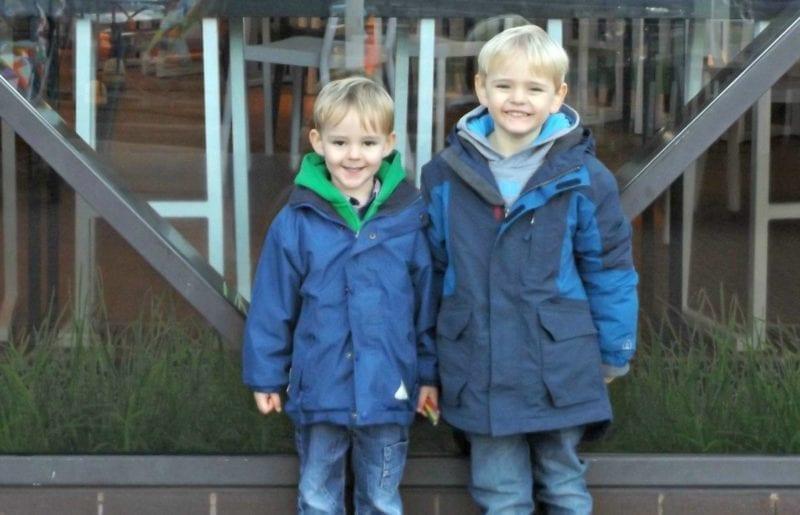 Rachels boys
