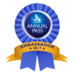 Merlin Annual Pass Blogger Ambassador