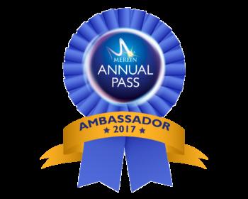 Merlin Annual Pass Blogger Ambassador