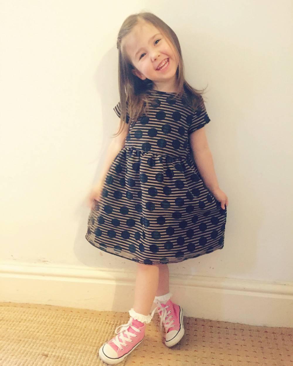 ava party dress