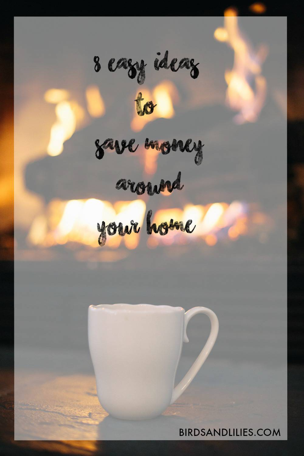 Easy Ideas To Save Money Around Your Home