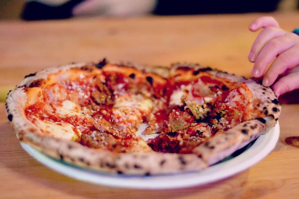 rustic crust pizza