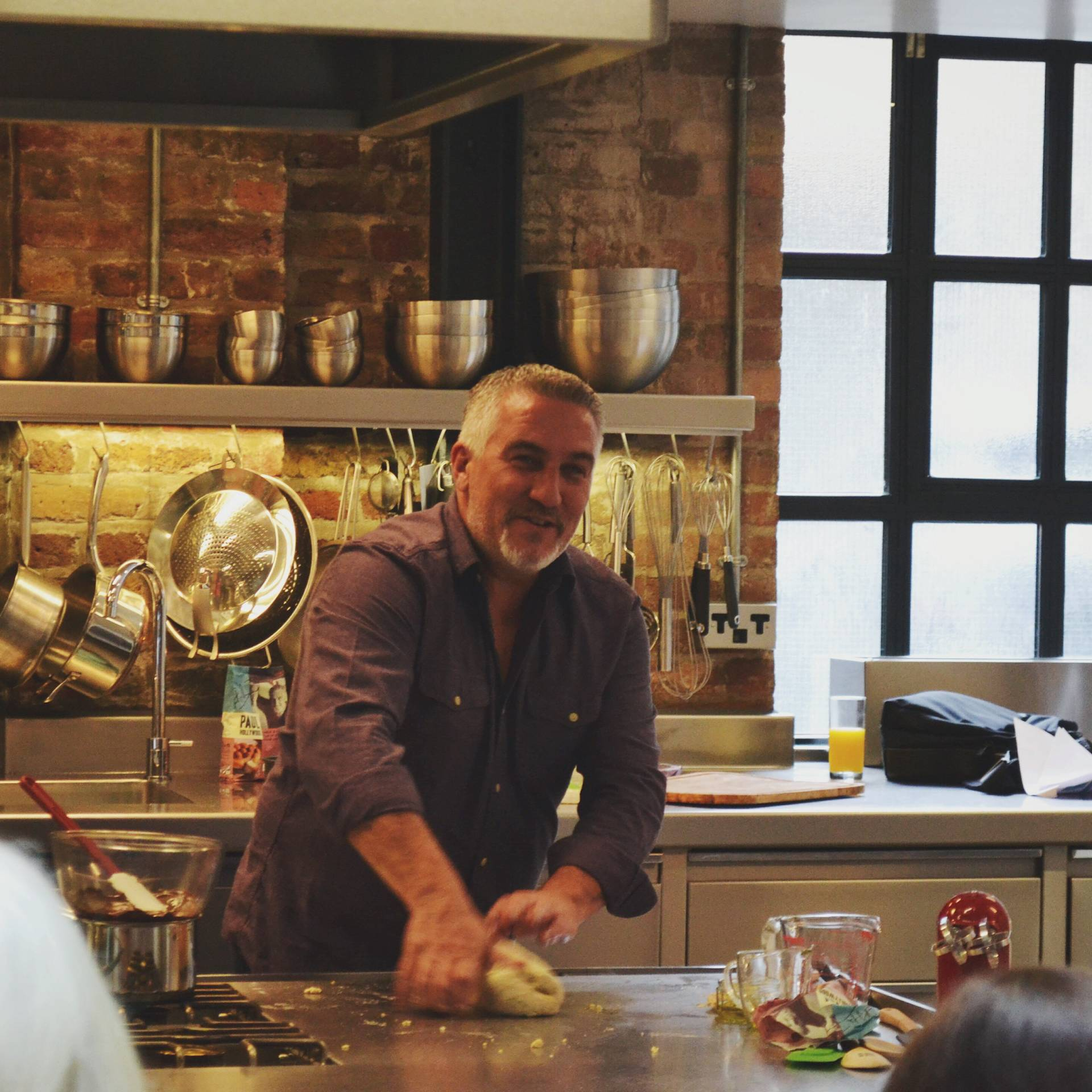 paul hollywood bakery mixes