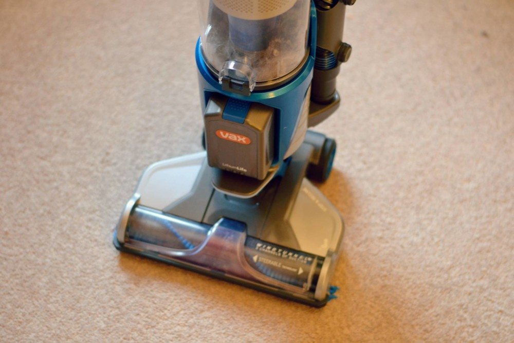 VAX AIR CORDLESS LIFT UPRIGHT VACUUM CLEANER