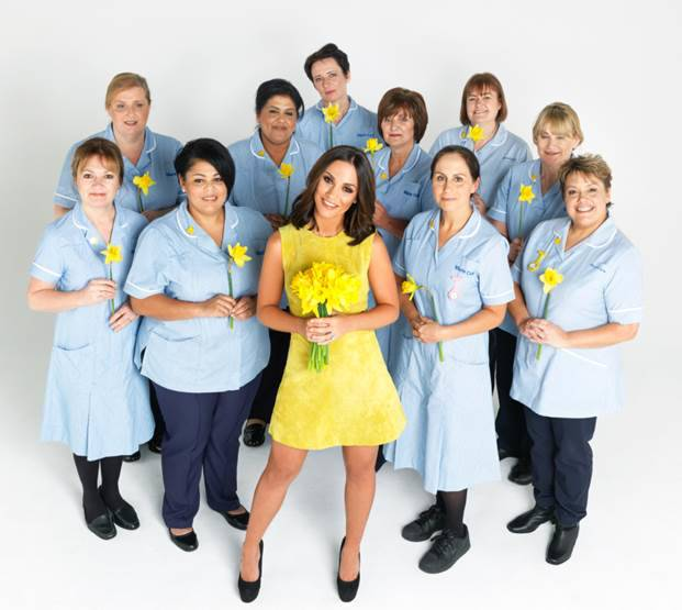 frankie bridge feel super campaign