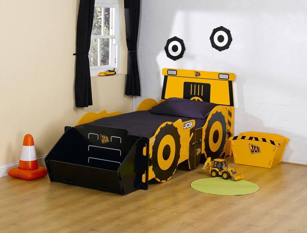 jcb bed