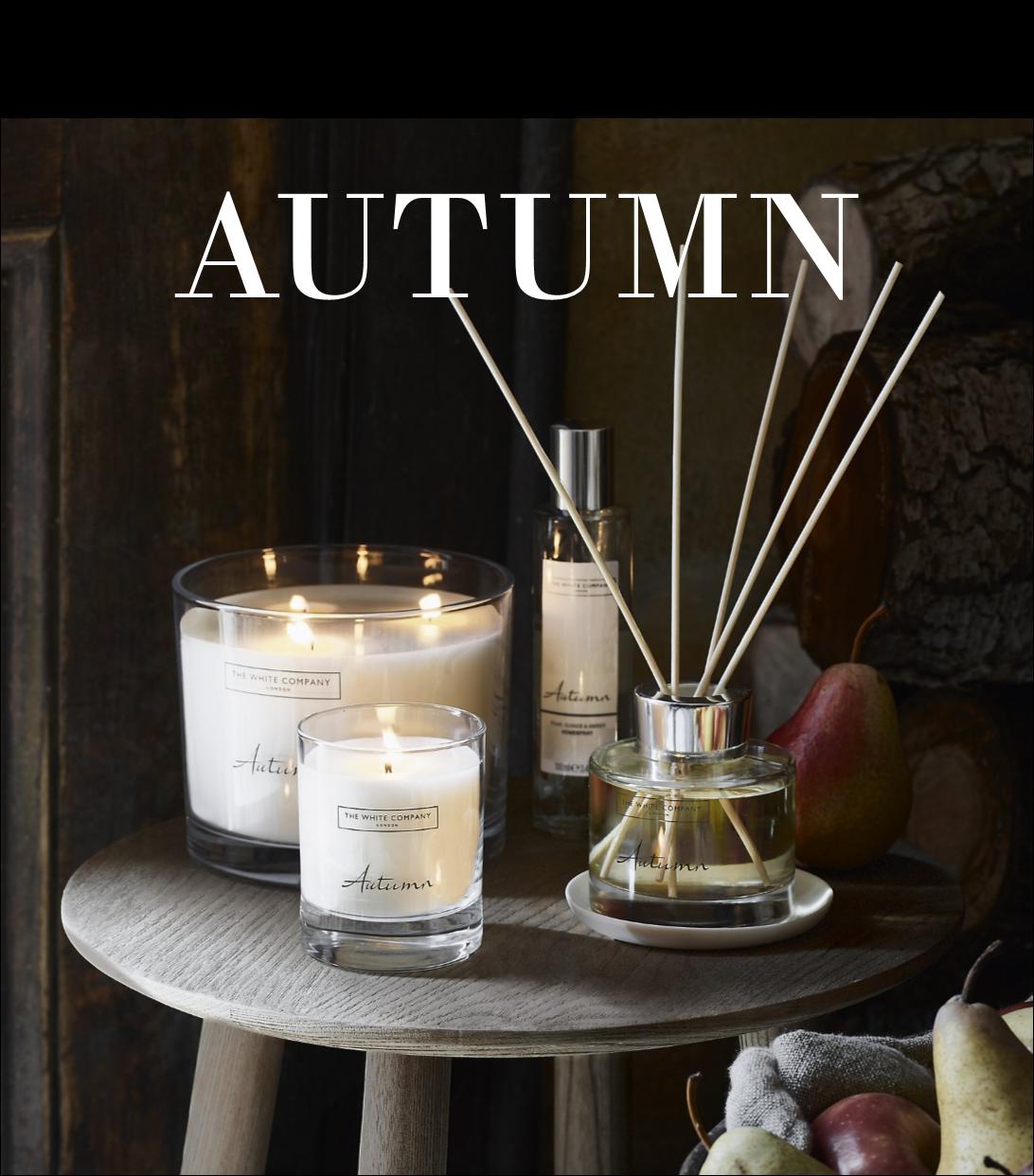 white company autumn