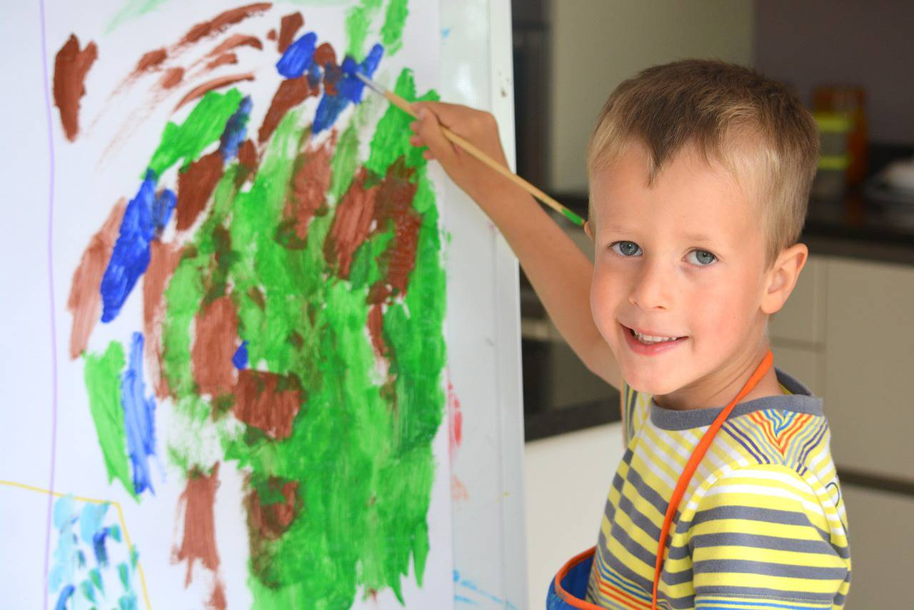 Easy Ways To Boost Your Kid's Creative Skills