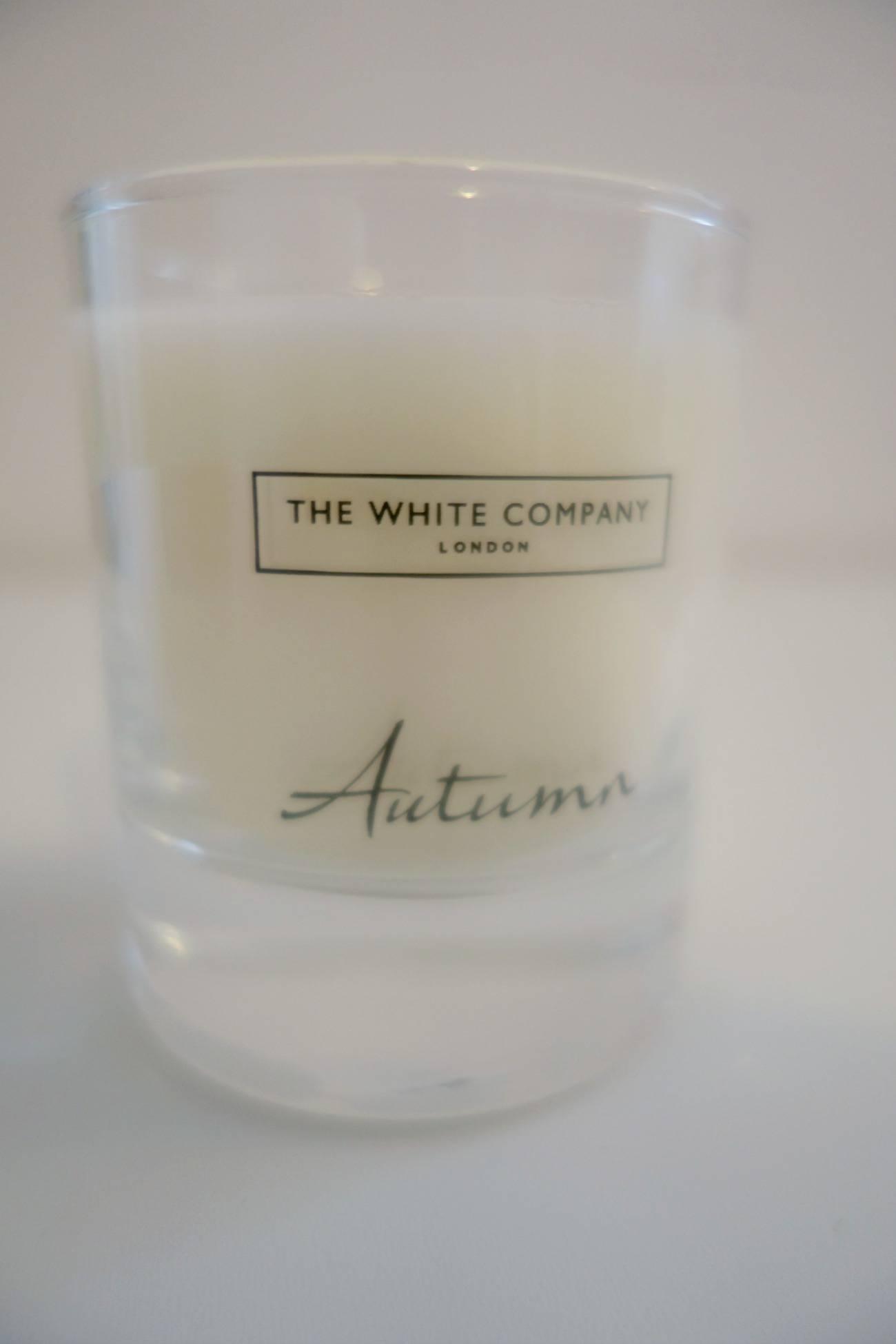 white company autumn collection