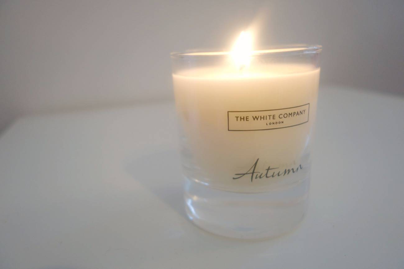 white company autumn collection