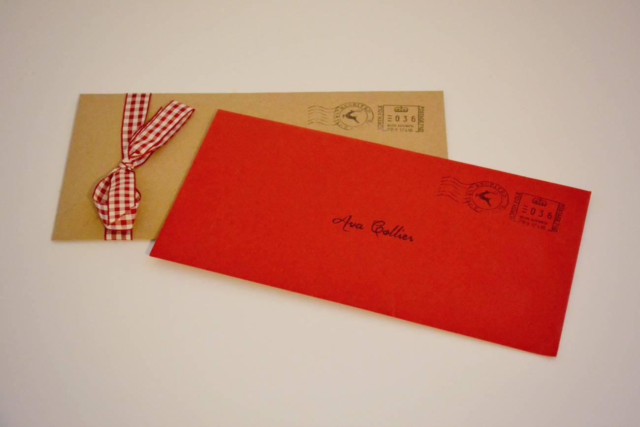 my letter from santa claus review - envelopes