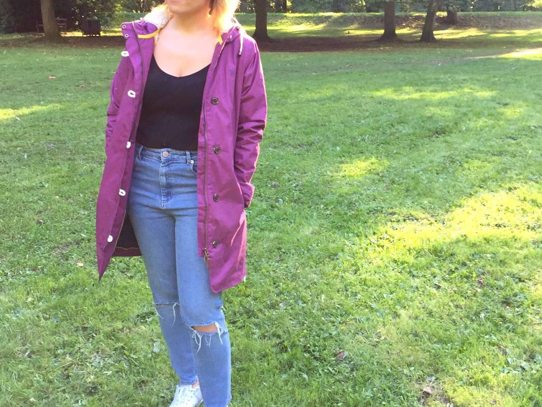 reva coat from lighthouse clothing