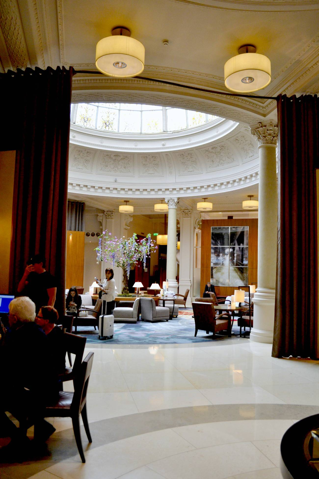 Threadneedles Hotel Afternoon Tea Review