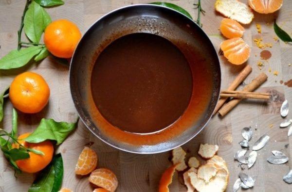 clementine raw chocolate recipe
