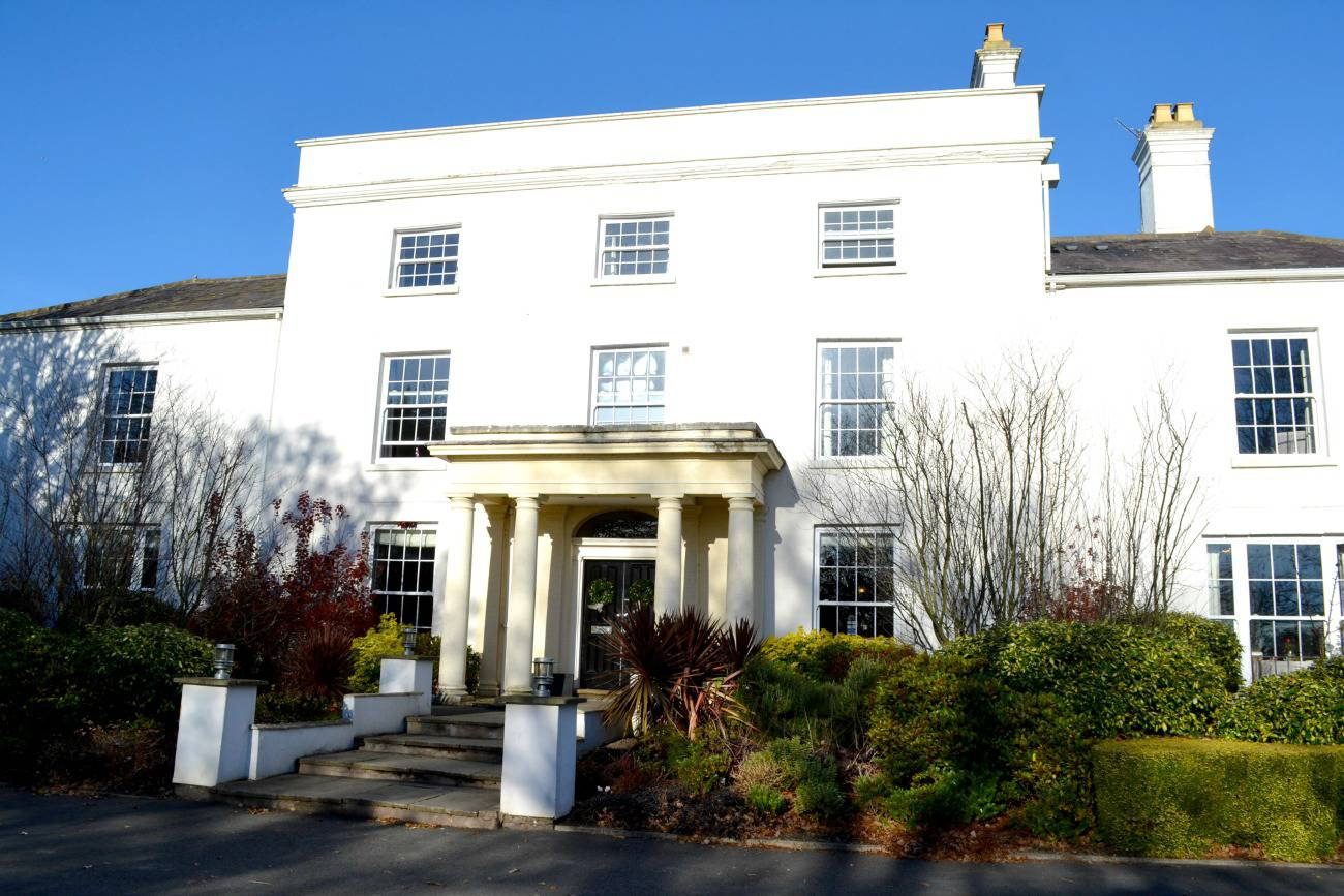A review of Fishmore Hall Hotel and Spa