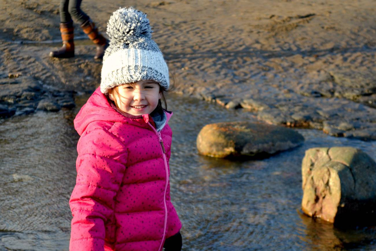 A Family Trip to Whitby, Documented By My Daughter