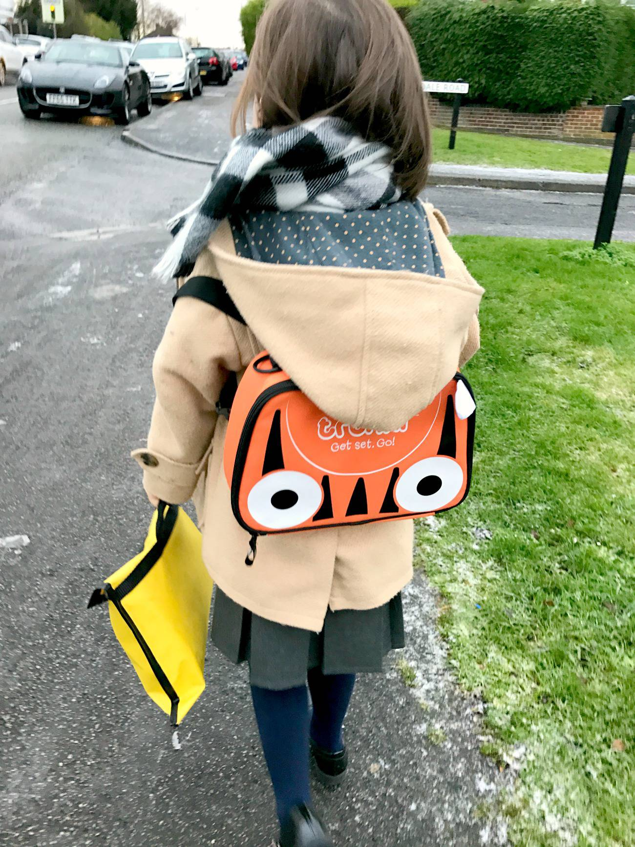 The New Trunki EAT Range - featuring this Tipu lunch bag.