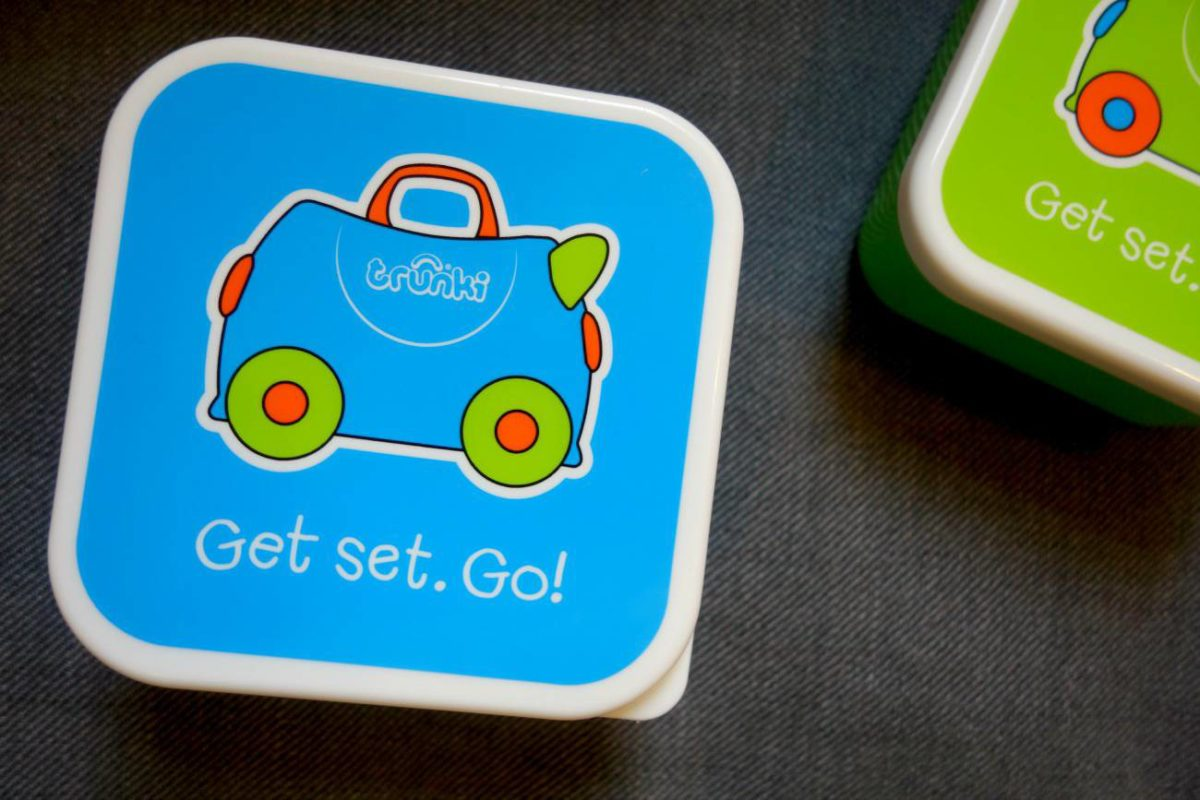 The New Trunki EAT Range
