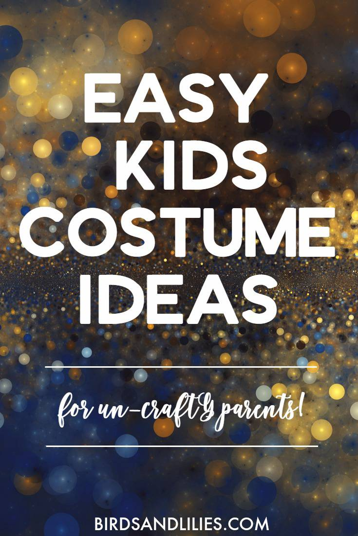 It's nearly World Book Day - if you're struggling to think of anything for your kids to dress up as, check out these cheap and easy kids costume ideas for un-crafty parents!