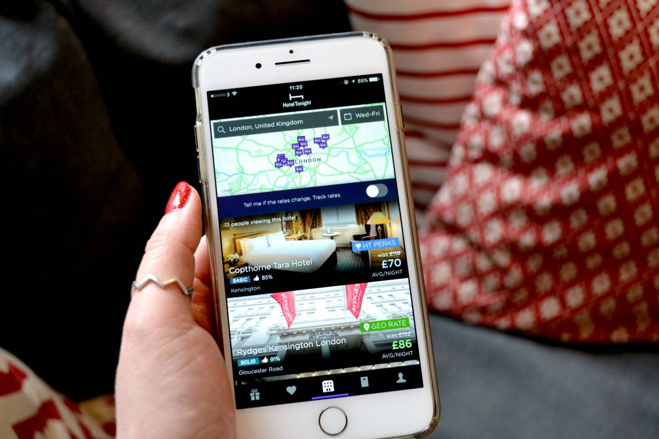 Find out how to get amazing deals on hotels in London and other cities around the world, with the brilliant Hotel Tonight app.